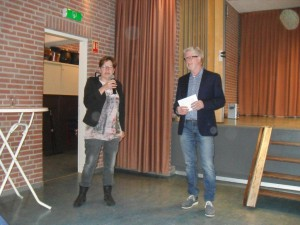 Leo de Jong en Ineke Hogerwerf