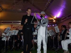 Midzomeravondfestival 2014 FunFare - Is deze triangel goed