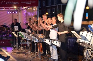 Midzomeravondfestival 2014 FunFare - Slagwerkgroep