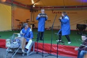 Midzomeravondfestival 2014 FunFare - Trio glasbak 2