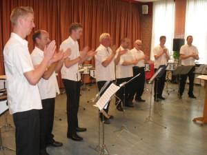 Spanish Clap Dance
